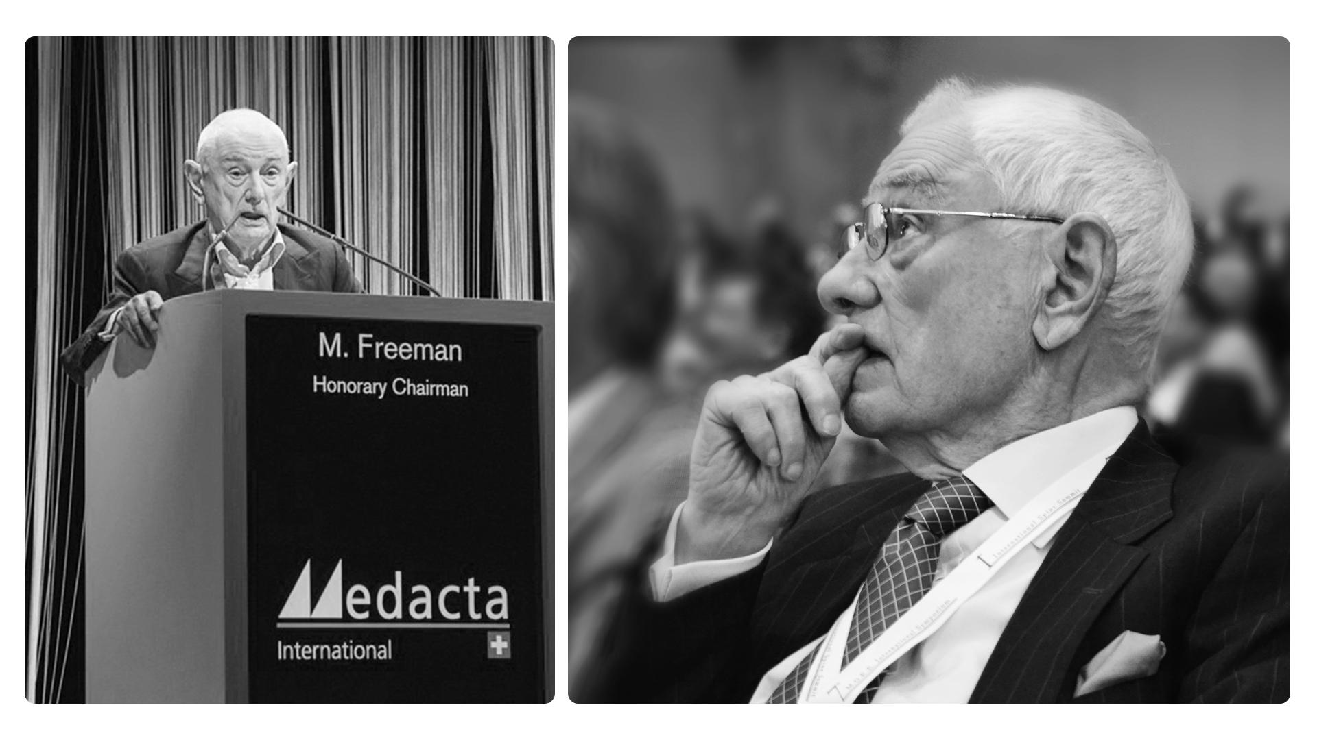 Medacta corporate m o r e michael freeman award